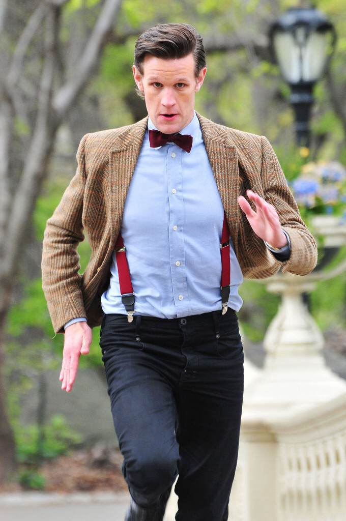 Making my 11th doctor costume 2014 series six red braces also ran solutioingenieria Images