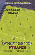 Invereting the Pyramid by Jonathan Wilson book cover