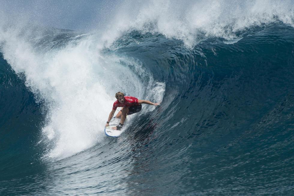 1 John John Florence Billabong Pro Tahiti Foto WSL Stephen Robertson