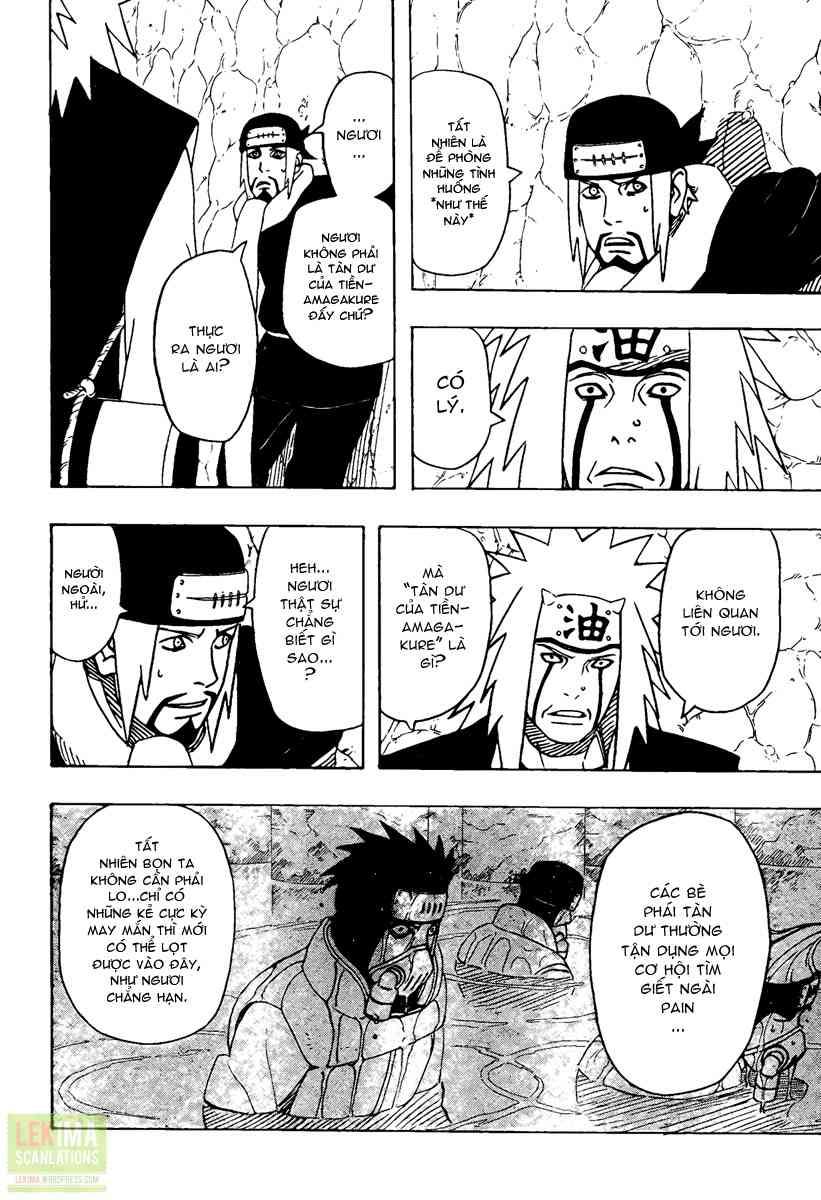 Naruto chap 369 Trang 8 - Mangak.info