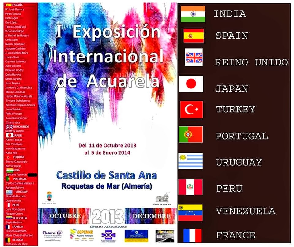 I Exposición Internacional de Acuarela