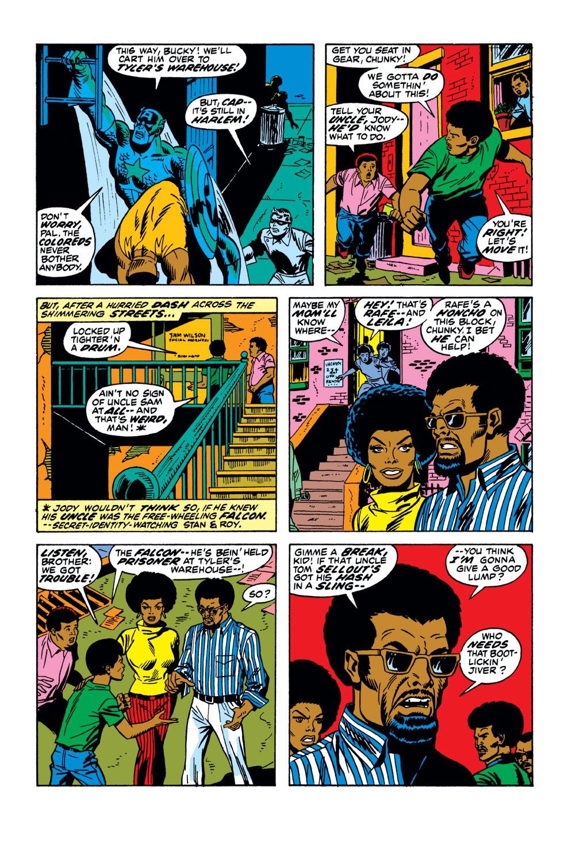 Captain America (1968) Issue #154 #68 - English 6