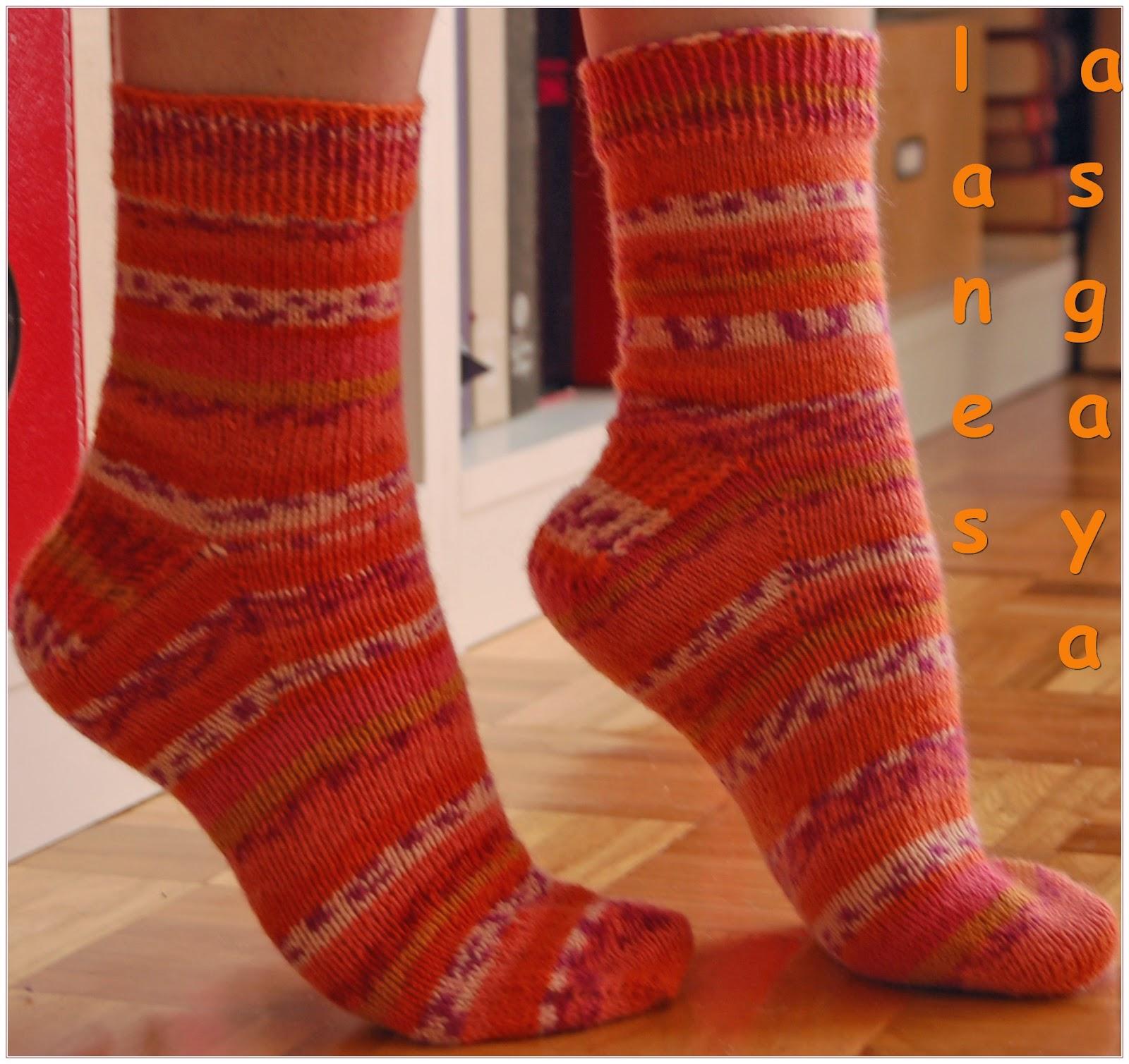 lanes asgaya: CALCETINES TOE -UP Y SORTEO