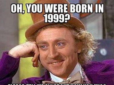 I'm a 90s Bitch!