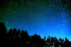El cielo estrellado que compartimos.