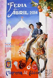 Feria de Mairena del Alcor 2014