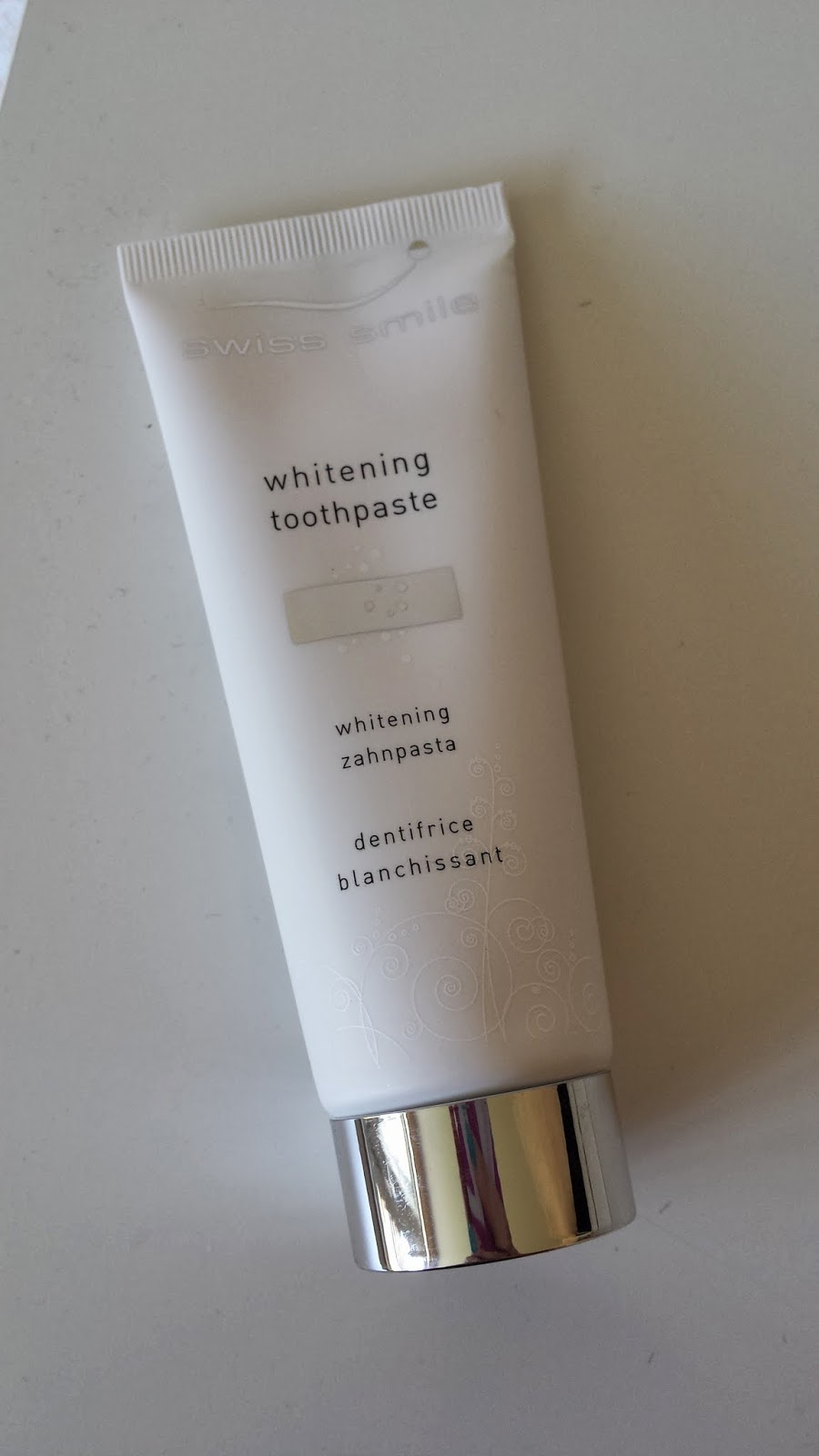 Swiss Smile Teeth Whitening System Mint Amp Beauty