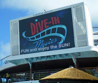 Cruise diva carnival cruise lines dive in movies - Dive in movie ...
