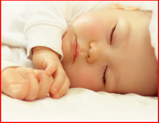 cara supaya bayi tidur nyenyak di malam hari