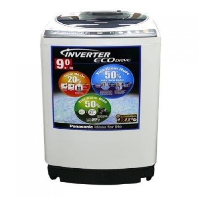 Bán máy giặt cũ PANASONIC 9kg inverter (tiết kiệm 50% điện năng )