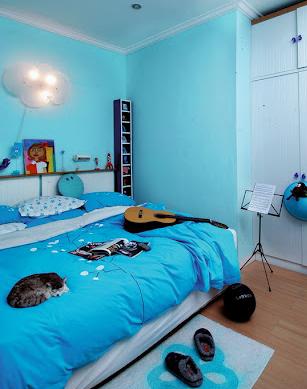 Warna Cat Kamar Tidur Minimalis Terbaru