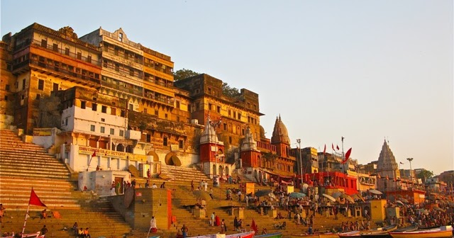 Image result for Varanasi ghat 640x336