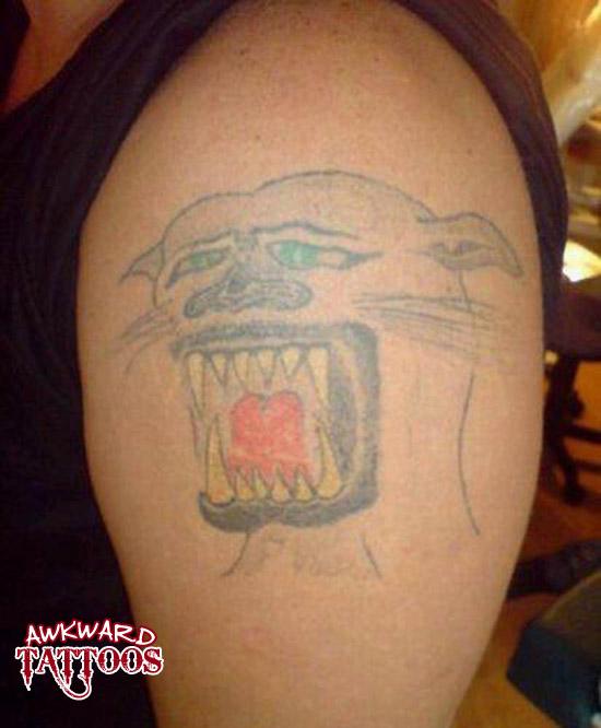 Fotos de los peores tatuajes