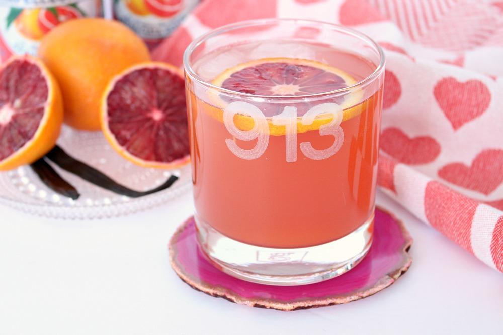 Pink vodk drink ideas