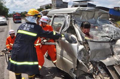 Автомобильные аварии