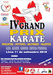IV GRAND PRIX KARATE Lima-Perù