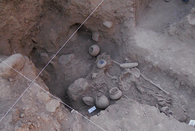 2,000 year old burial complex found in Mexico
