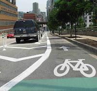 Tak powinna wyglądać droga dla rowerów!