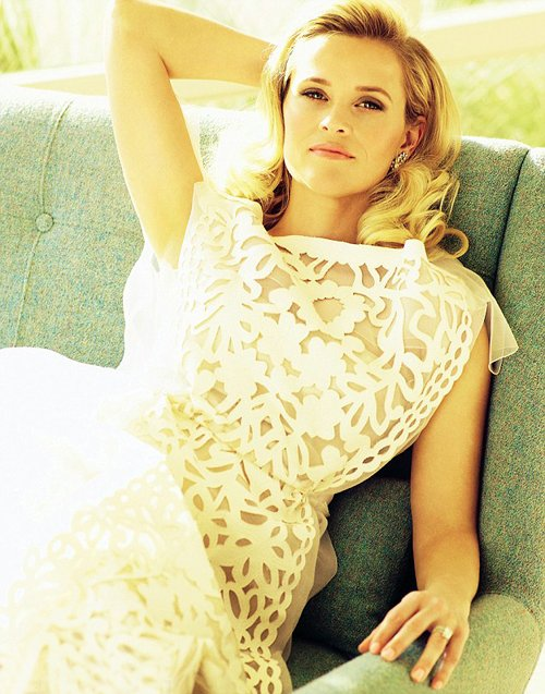On the Cover: Reese Witherspoon at Glamour UK