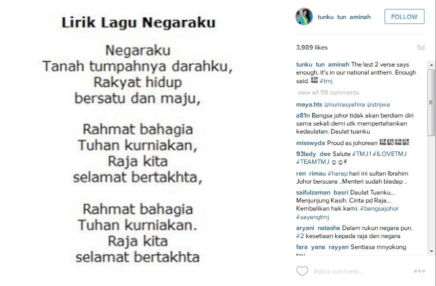 [EKSKLUSIF] Respon Paling 'WIN' Tunku Tun Aminah Isu Perang Mulut TMJ dan Nazri Aziz