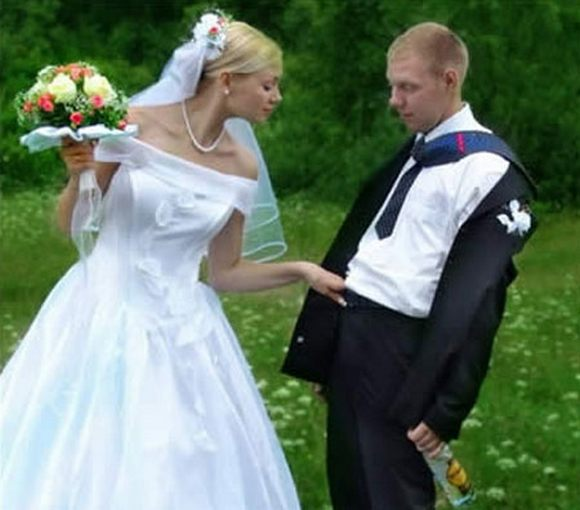 real wedding photos that will make you laugh for entertainment