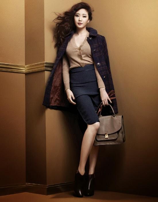 Thân hình sexy nóng bỏng của hoa hậu Hàn