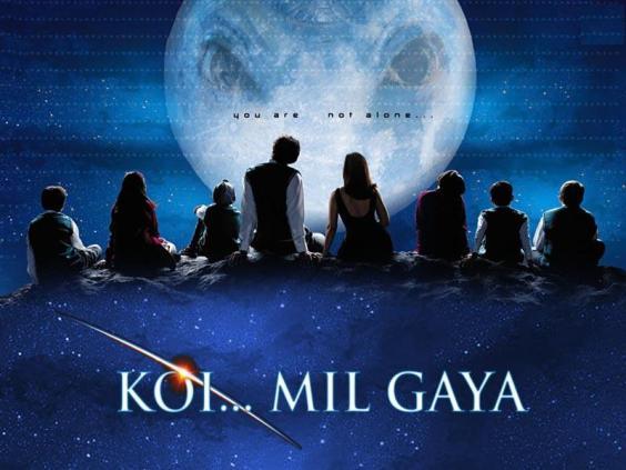Top 6 bollywood science fiction movies hindi tamil for Koi mil gaya 2