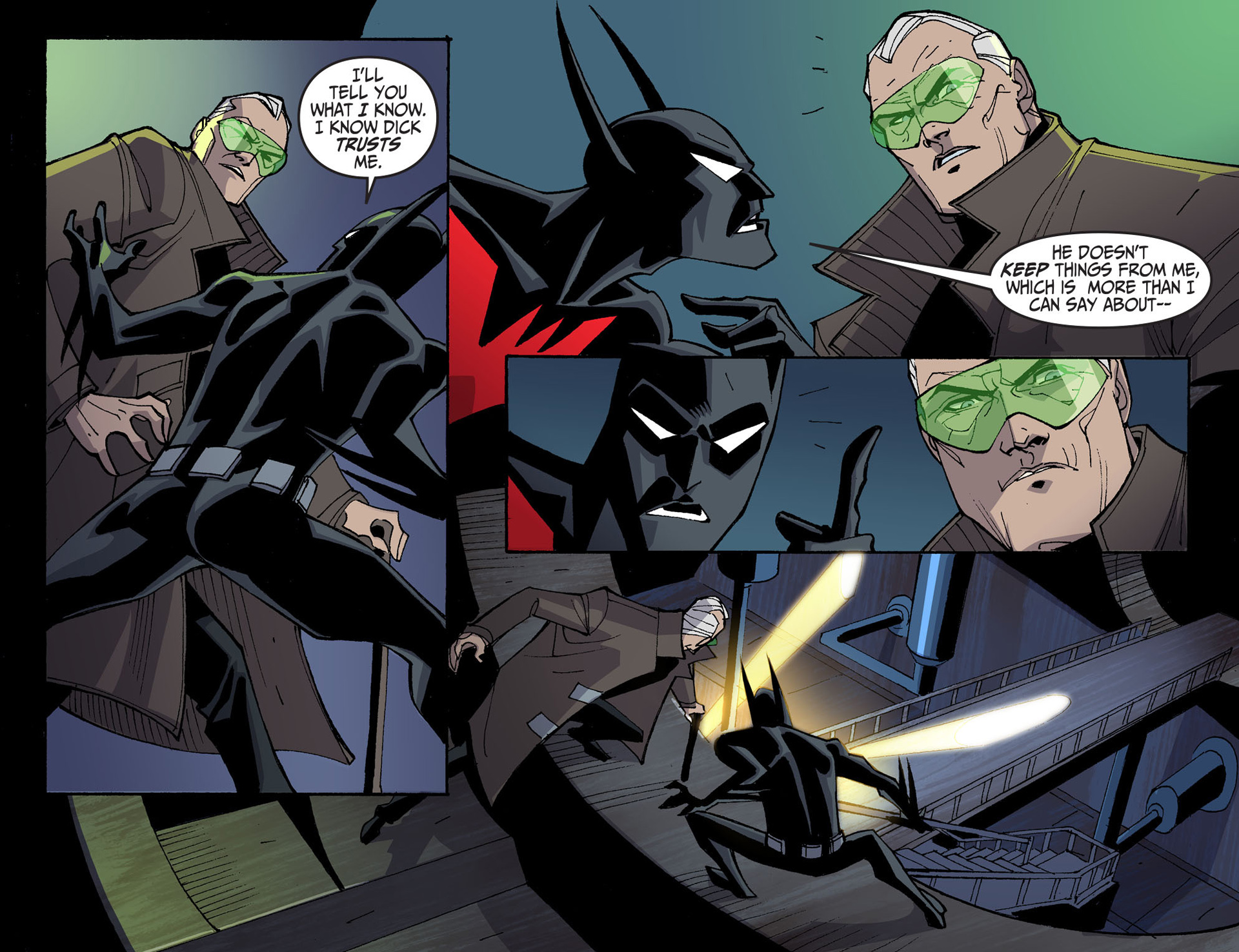 Batman Beyond 2.0 #11 #30 - English 18