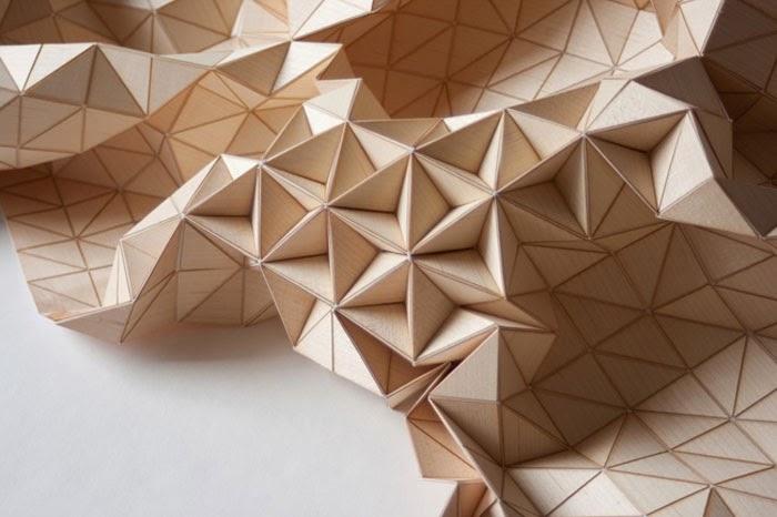 Elisa Strozyk wooden textiles