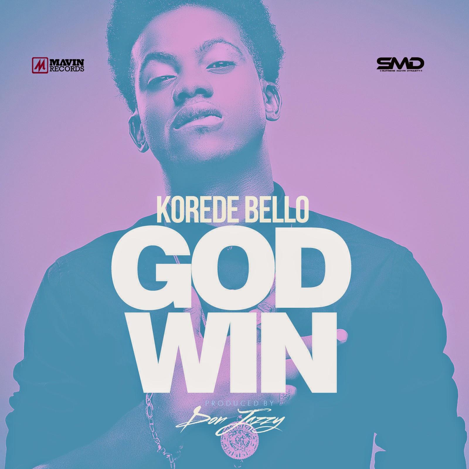 Korede Bello – Godwin [Prod by. Don Jazzy]