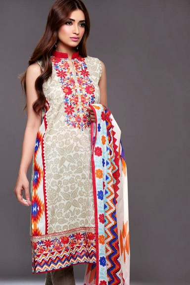 Khaadi Lawn 2015 Vol-2 Designs