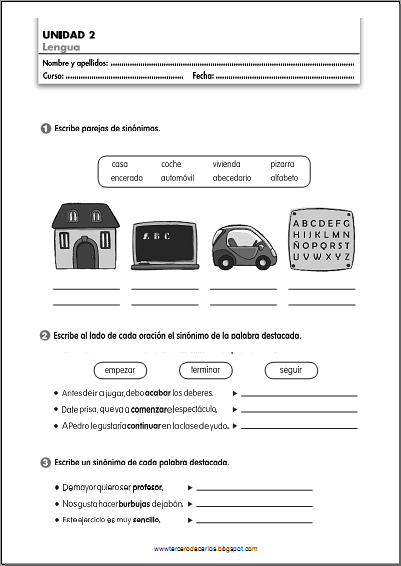 http://www.primerodecarlos.com/TERCERO_PRIMARIA/octubre/Unidad2/fichas/lengua/ficha6.pdf