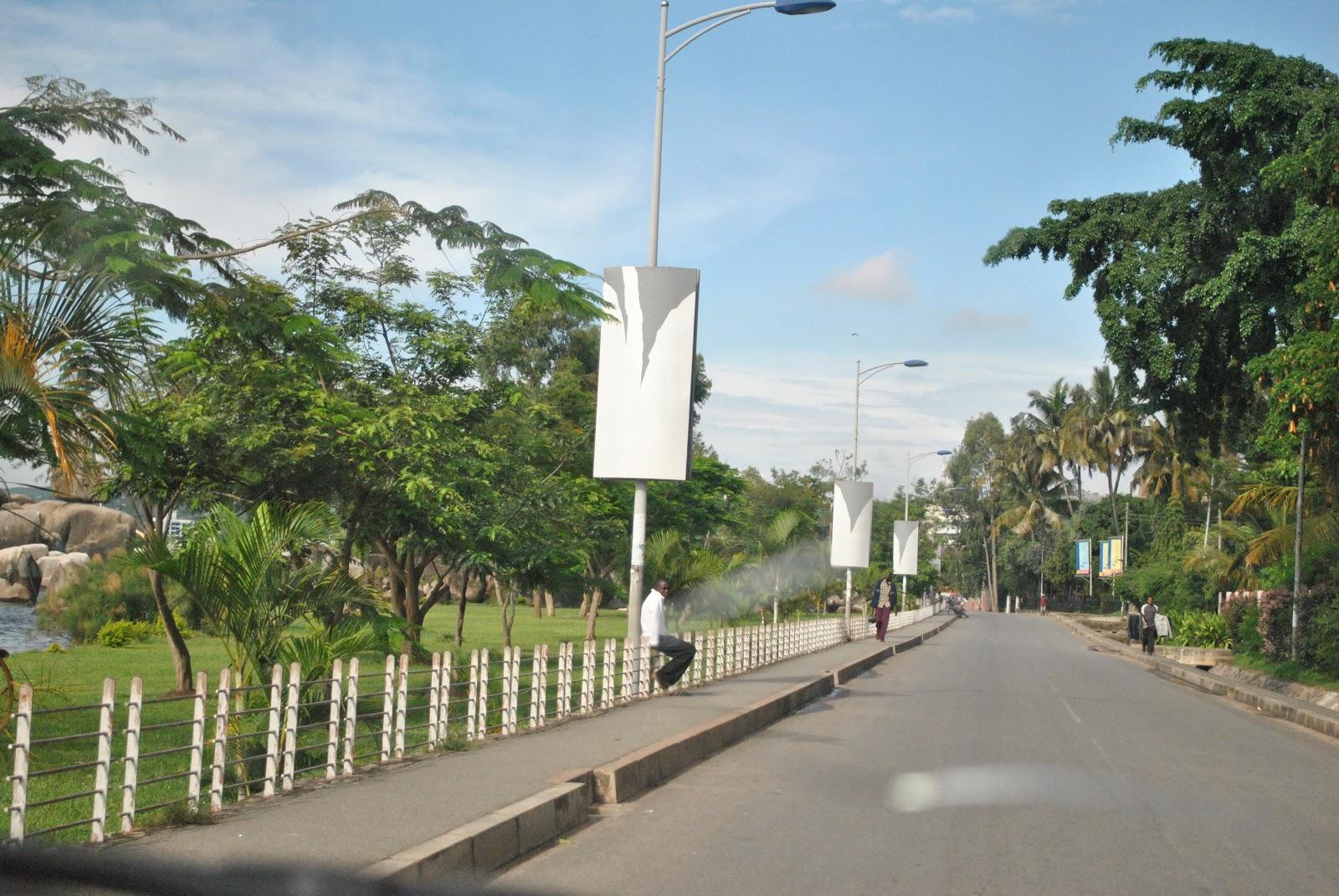 Mwanza Rock City Tembea Tanzania