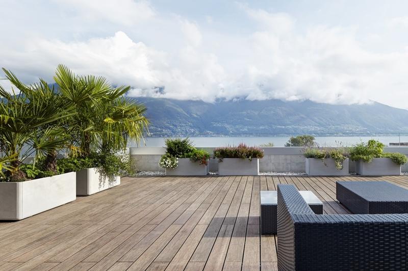 Svenngården: tips: vedlikeholdsfri terrasse