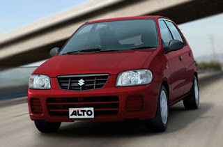 Top 10 Selling Cars in India - March 2015