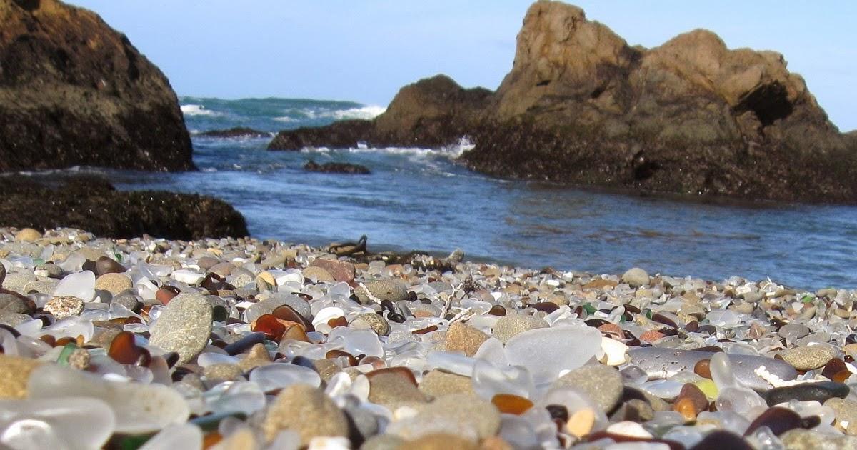 Fort Bragg Ca Glass Beach Info
