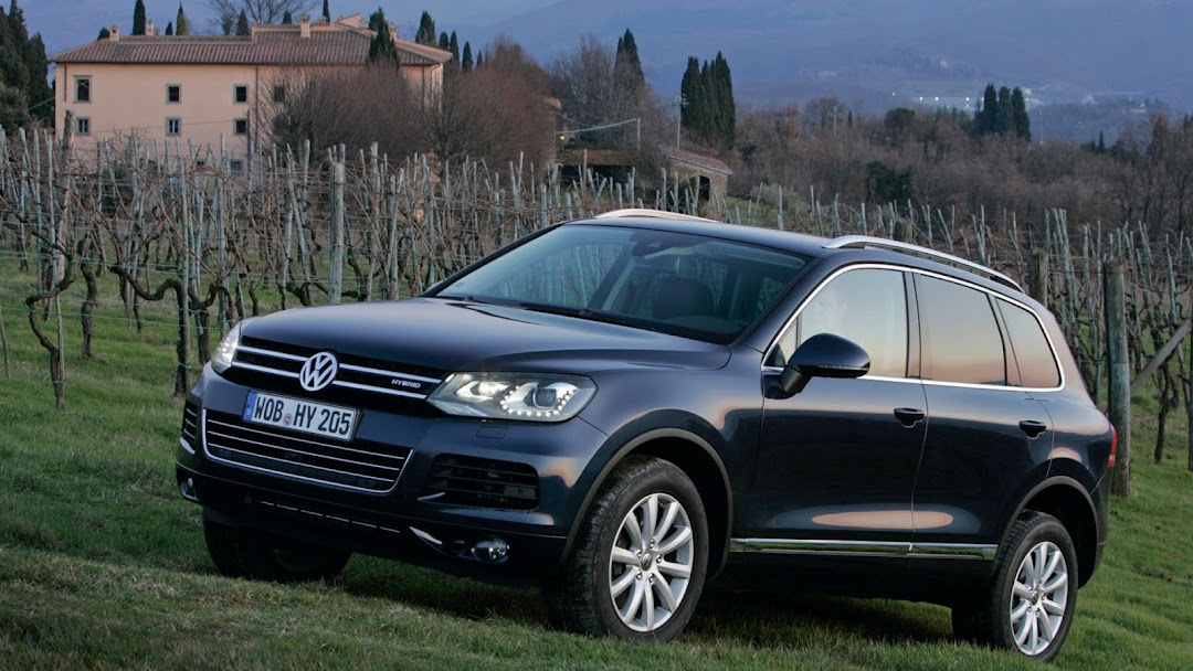 Volkswagen Touareg HD Wallpapers 5