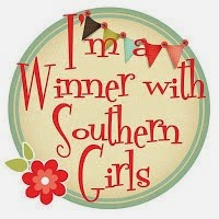 I was a winner with Nutcrafters Girly Girly card