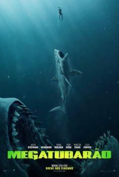 Megatubarão Torrent - BluRay 720p/1080p Dual Áudio