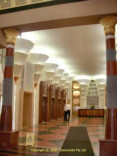 MLC foyer