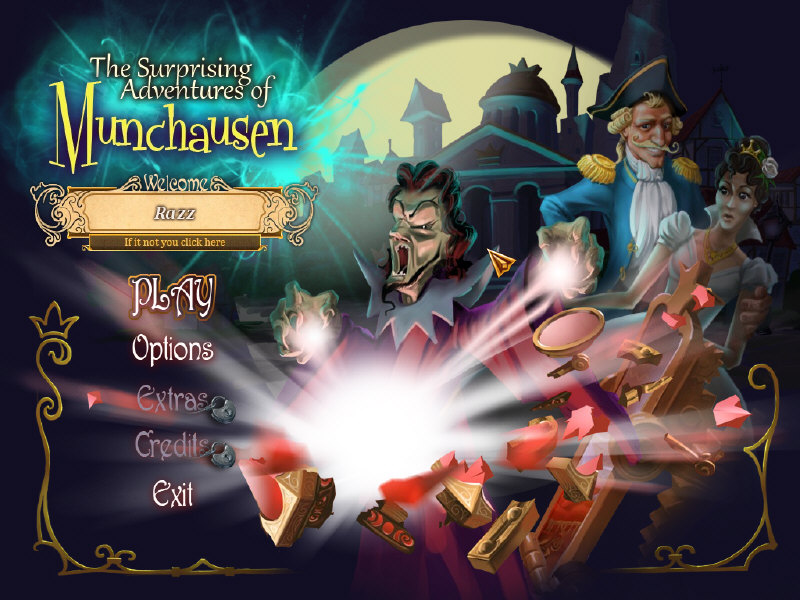 The Surprising Adventures of Munchausen  [PC] [MULTI]