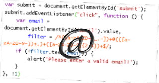 Javascript Email Validation
