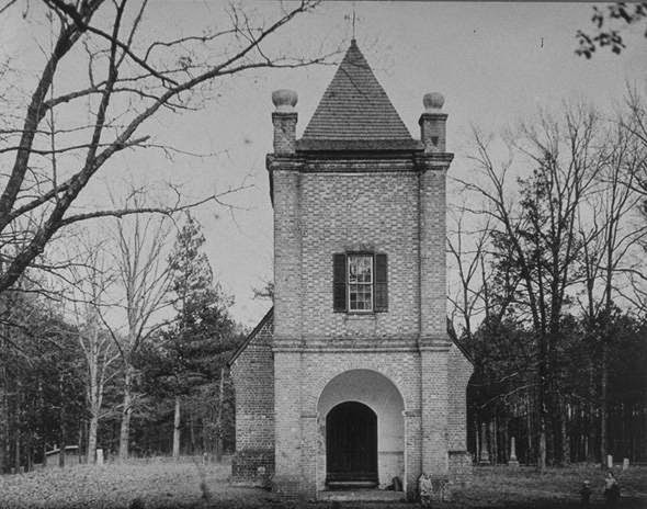 St. Peters in the 1930's