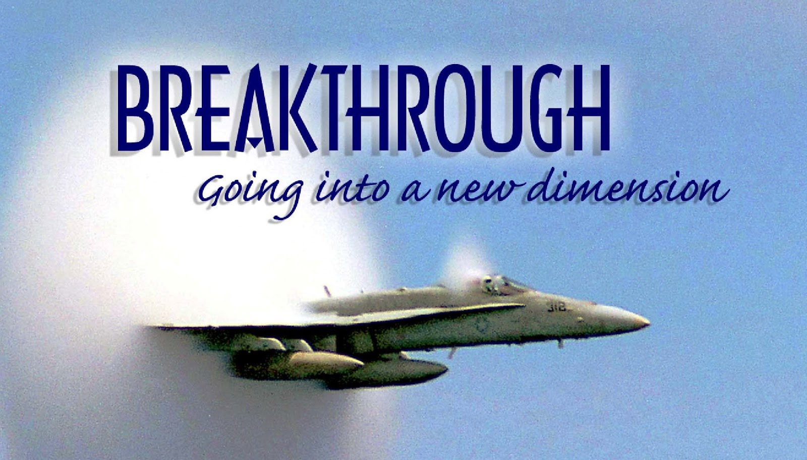 Divine Solutions!: Breakthrough - Breaking in and Breaking out