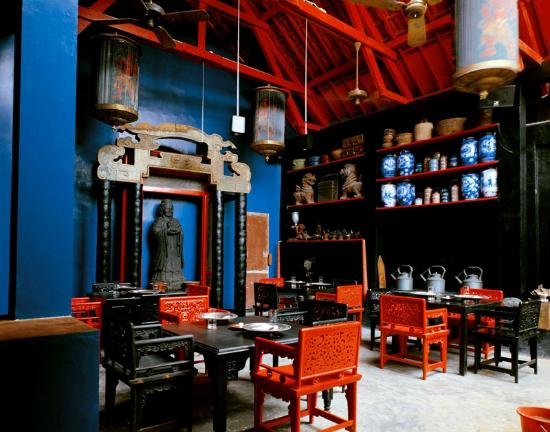 يجمع مطعم Dapur Babah بين روعة الطعام و عبق التاريخ