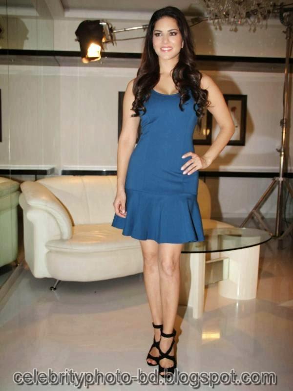 Sunny+Leone+Photos+in+Short+Dress+at+MTV+Webbed+In+Mumbai+Drama+Series+Shooting008