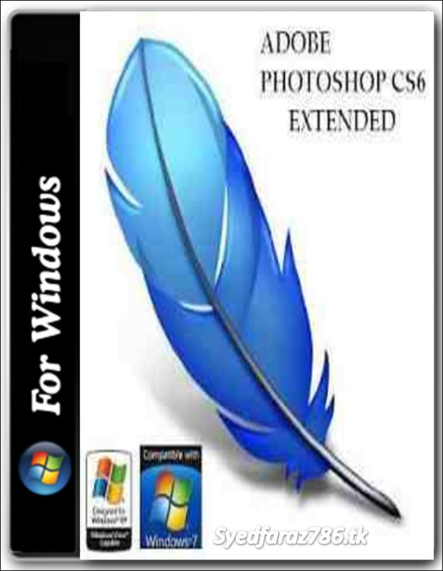 portable adobe photoshop cs6 extended free download full version faraz entertainment. Black Bedroom Furniture Sets. Home Design Ideas