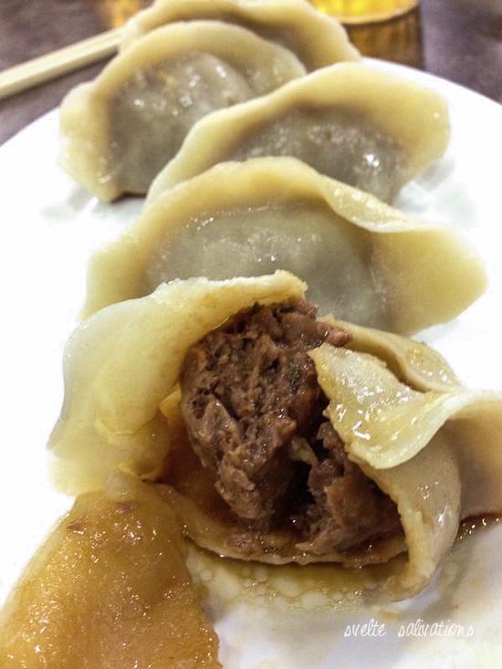 Lamb jiazo at Islam Food, Hong Kong | Svelte Salivations