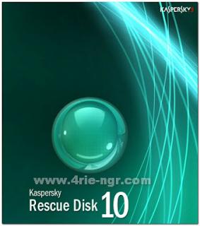Kaspersky Rescue Disk 2016 10.0.32.17 Terbaru