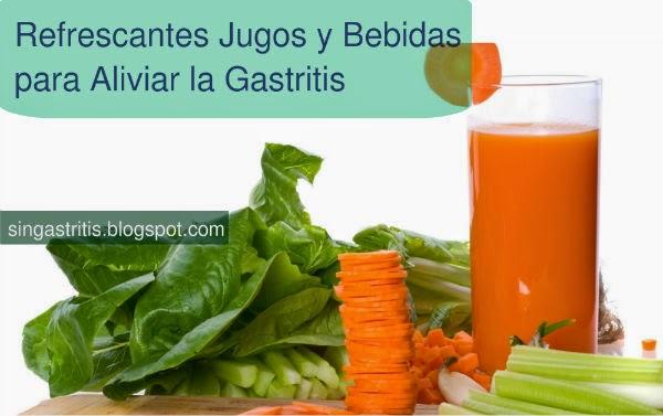 Gastritis Jugos